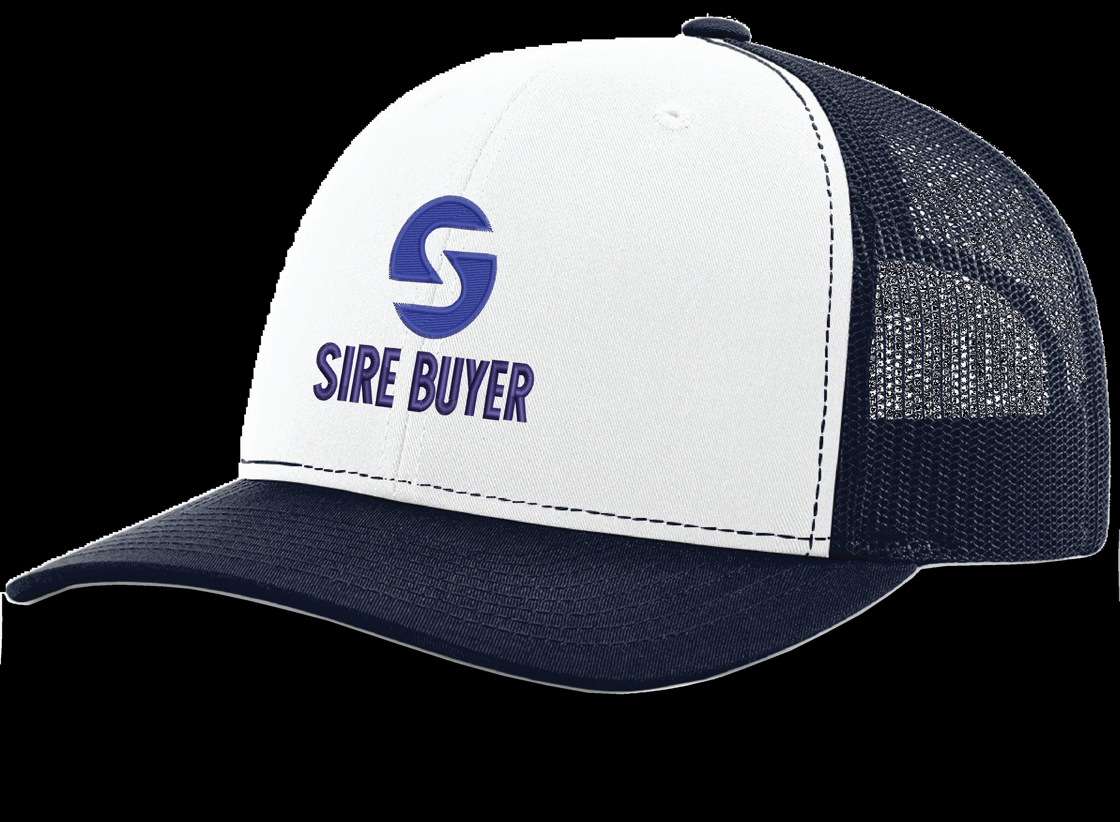 Sire Buyer Trucker Cap